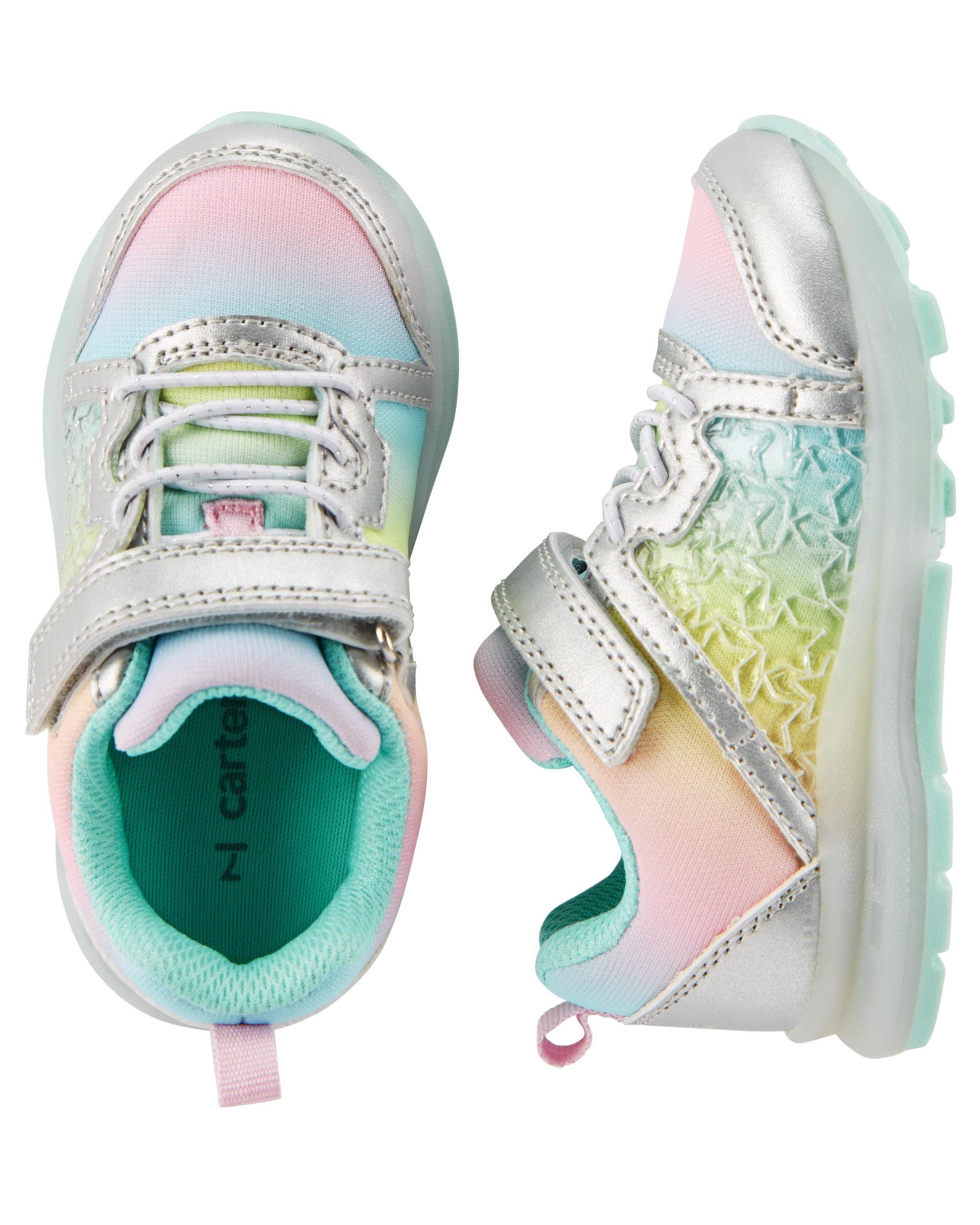 Baby Girl Carter s Light-Up Sneakers  d981cbb52bc