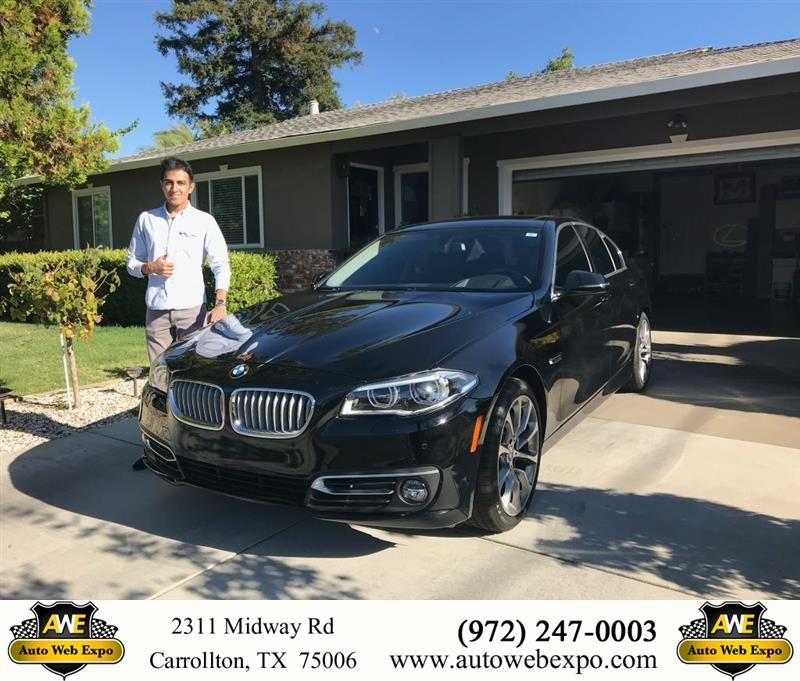 Congratulations Suchitra Vikram On Your Bmw 5 Series From Ali