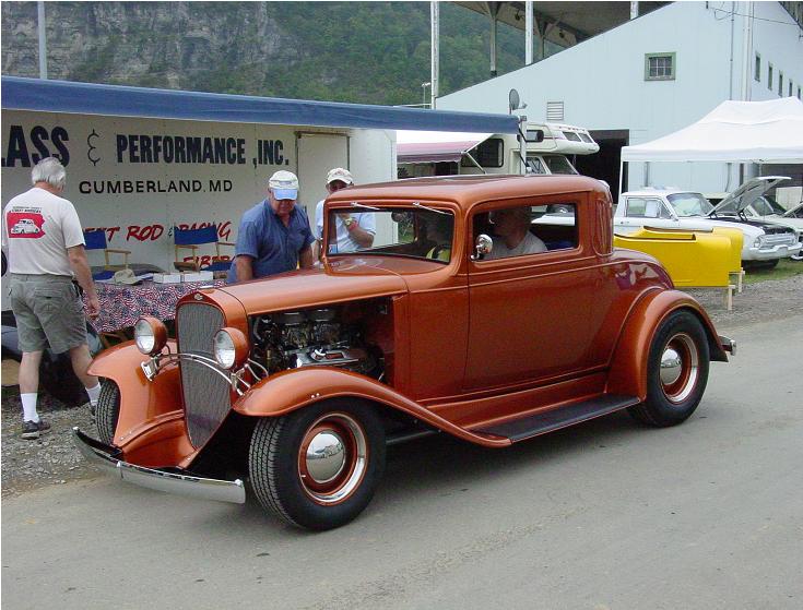 32 Chevrolet Coupe - 32 Chevy Coupe 1932 Street Rod Fiberglass Body
