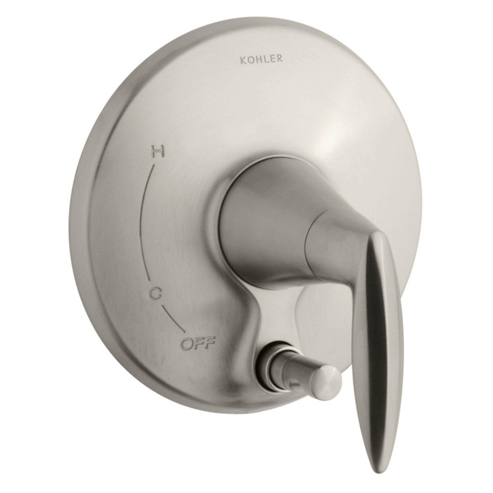 Kohler Alteo Kt45112 4 Valve Trim With Push Button Diverter