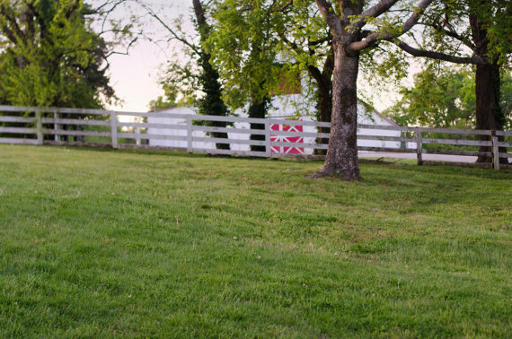 Country Spring Barn Digital Backgrounds For Photography