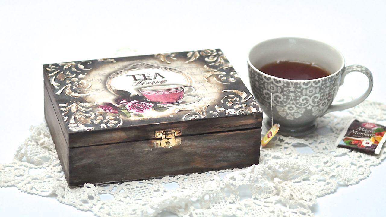 картинки для чайной коробки самое