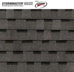 Best Stormmaster Shake Impact Resistant Shingles Pewter 400 x 300