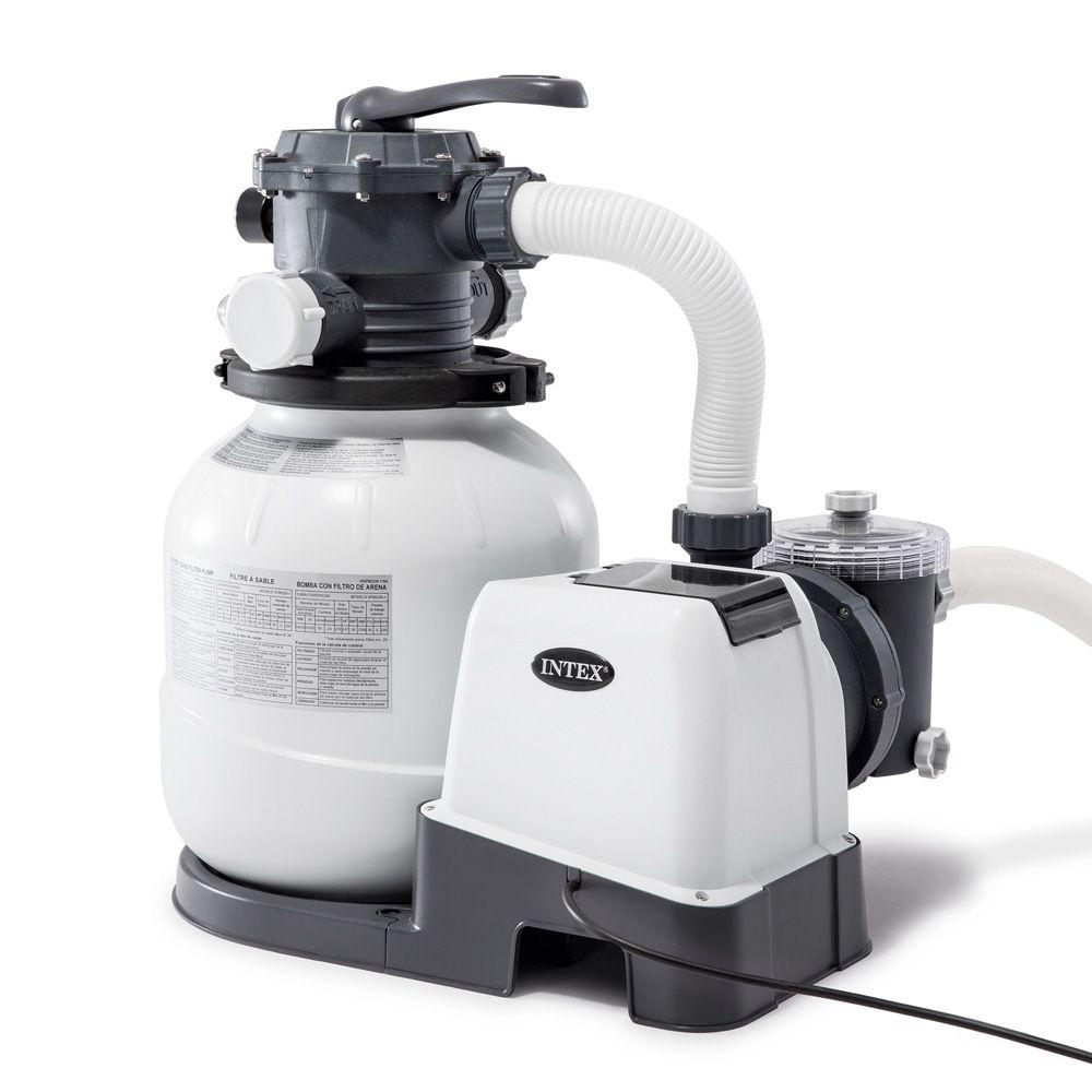 Intex 26646 Ex 28646 Universal Sand Filter Pump For Above Ground