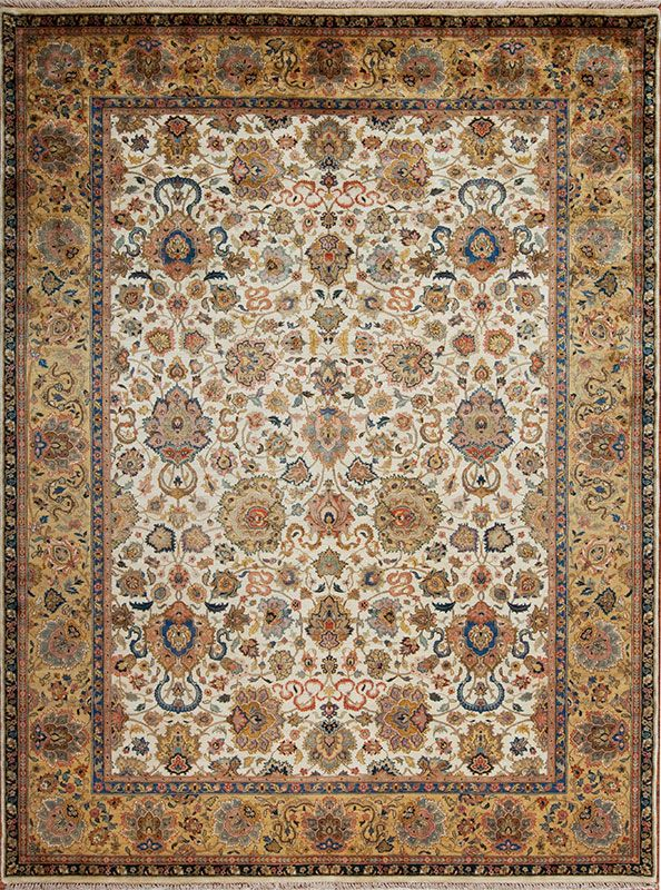Golden Age Ility Samad Hand Made Carpets