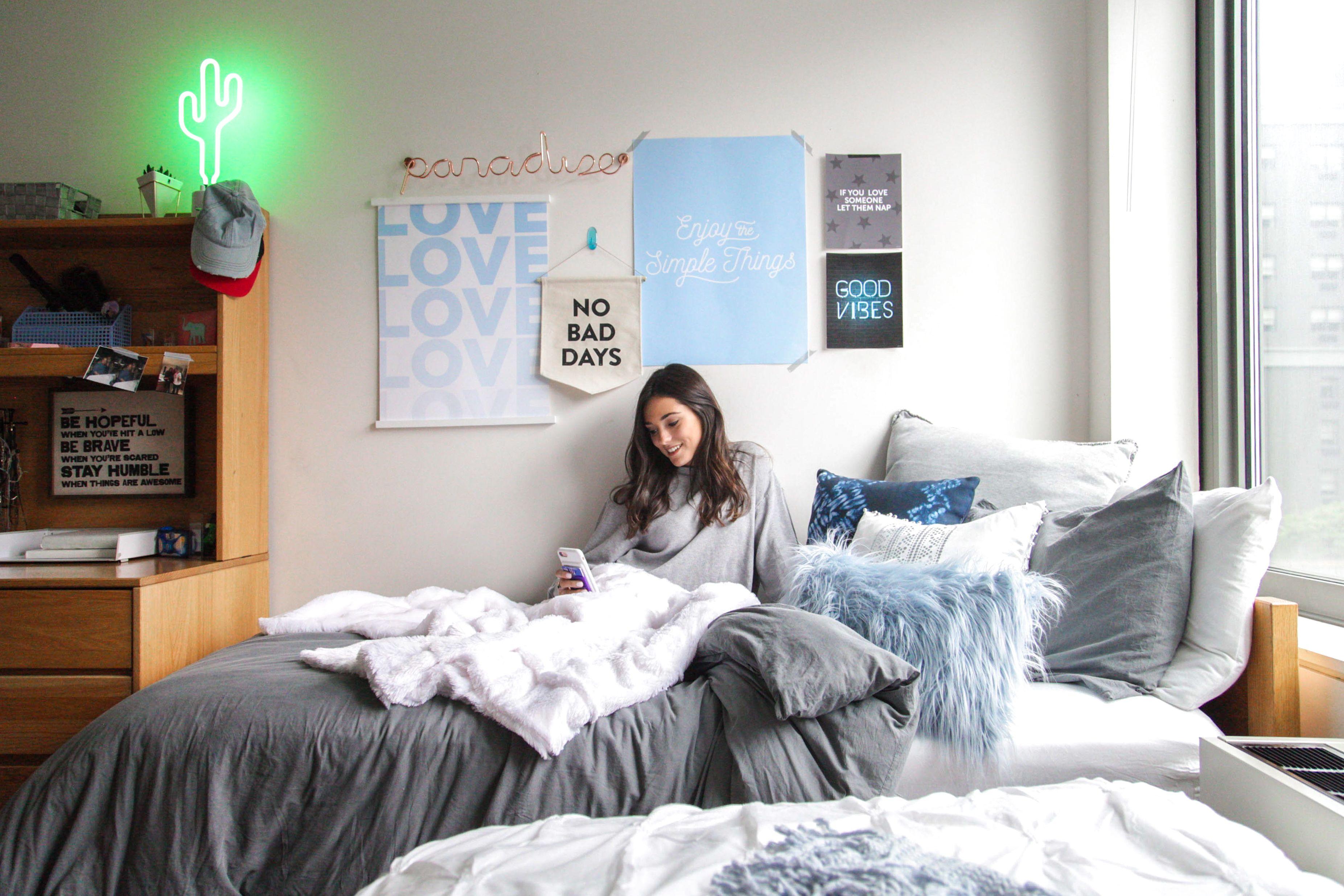 Amateur Dorm Room