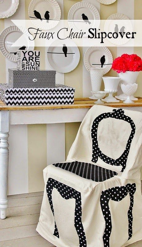 Superbe Cool Chair Cover. And The Chair Itself Can Be Ugly As Hell!