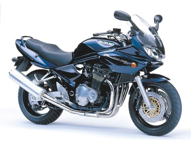 Model Name Bandit 1200s Manufacturer Suzuki Model Year Mar 2000 An Oil Cooled Big Tourer Model That Takes Over Gsf1200 The Engine That Is Mounted On Th