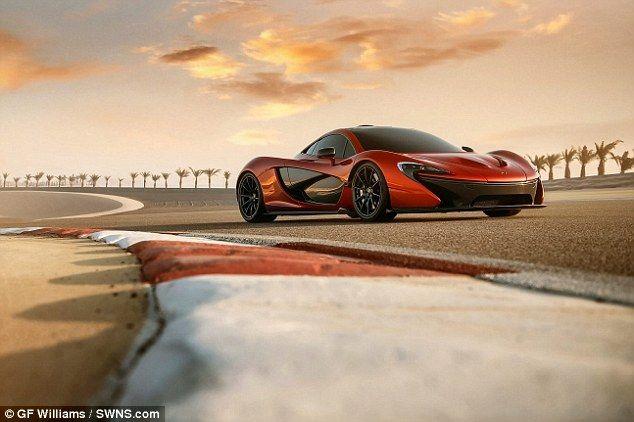 New Mclaren Supercar Will Do 230mph Reach 60mph In Under Three