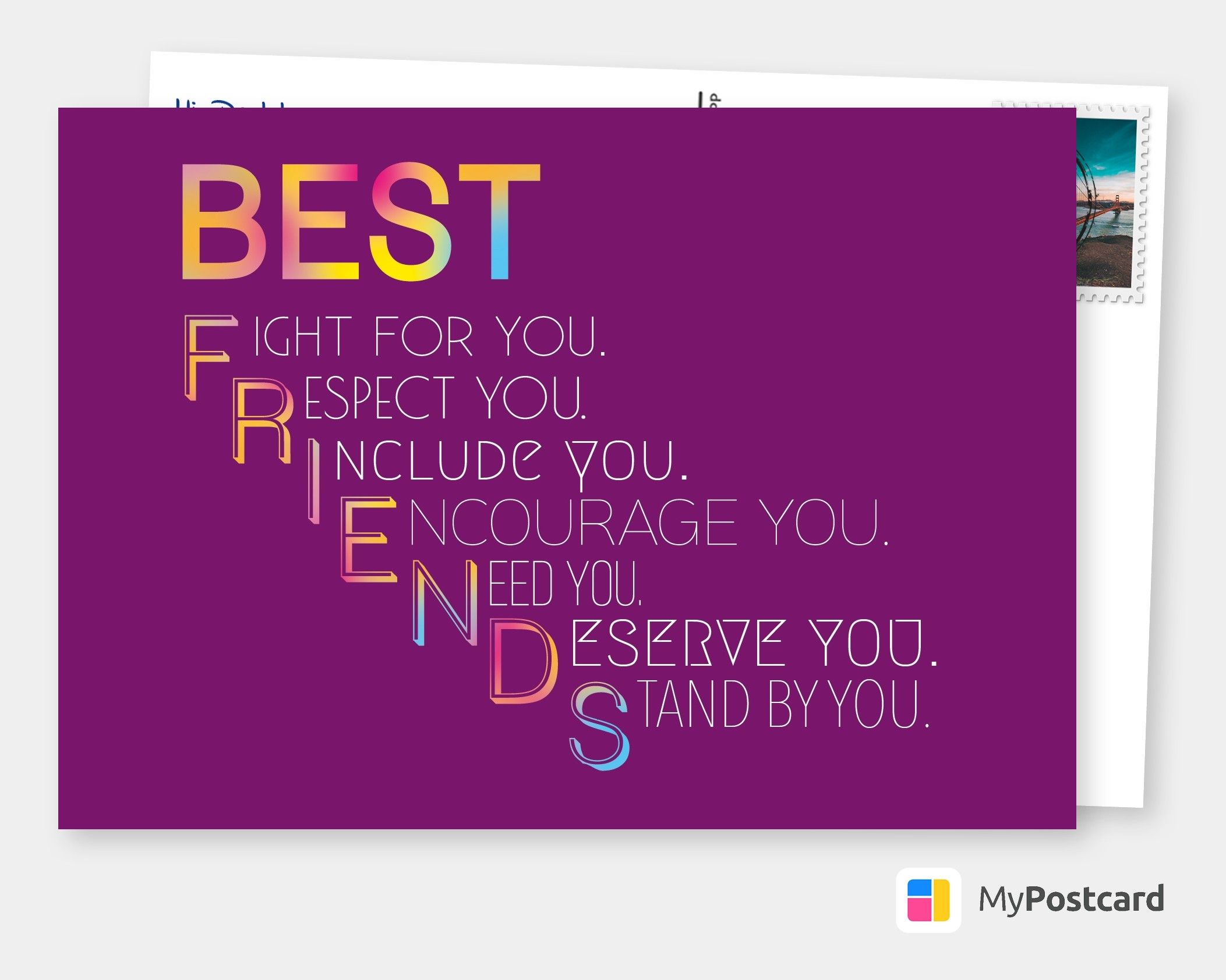 Free Printable Friendship Cards Free Templates Cards Printed And Mailed For You International Shipping Postage Delivery Friendship Cards Friendship Poster Funny Anniversary Cards