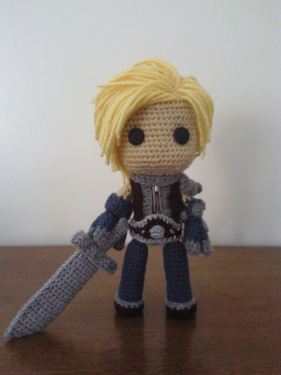 Pin von Bea Leighton auf Crochet Cartoon Characters | Pinterest ...