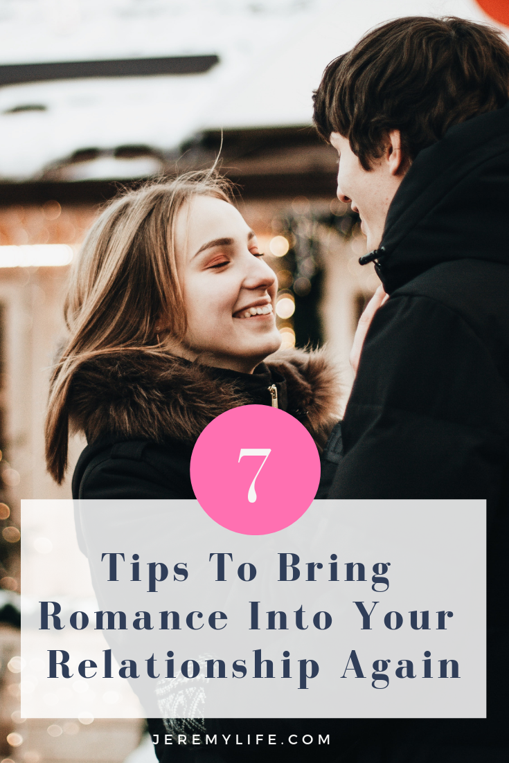 How to bring love back into your relationship
