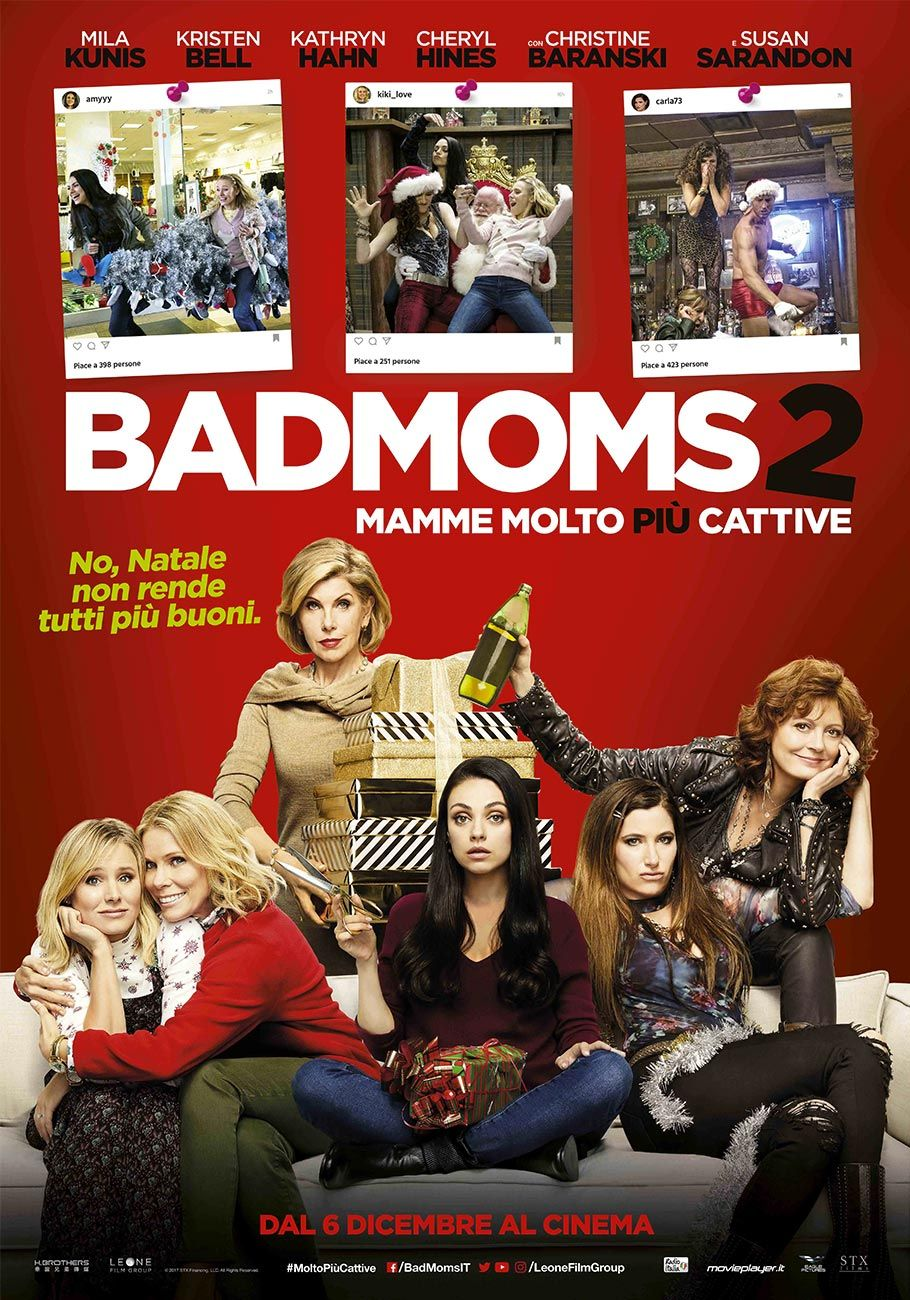 Bad Moms 2 Bad Moms Christmas Mom Tv Series Online
