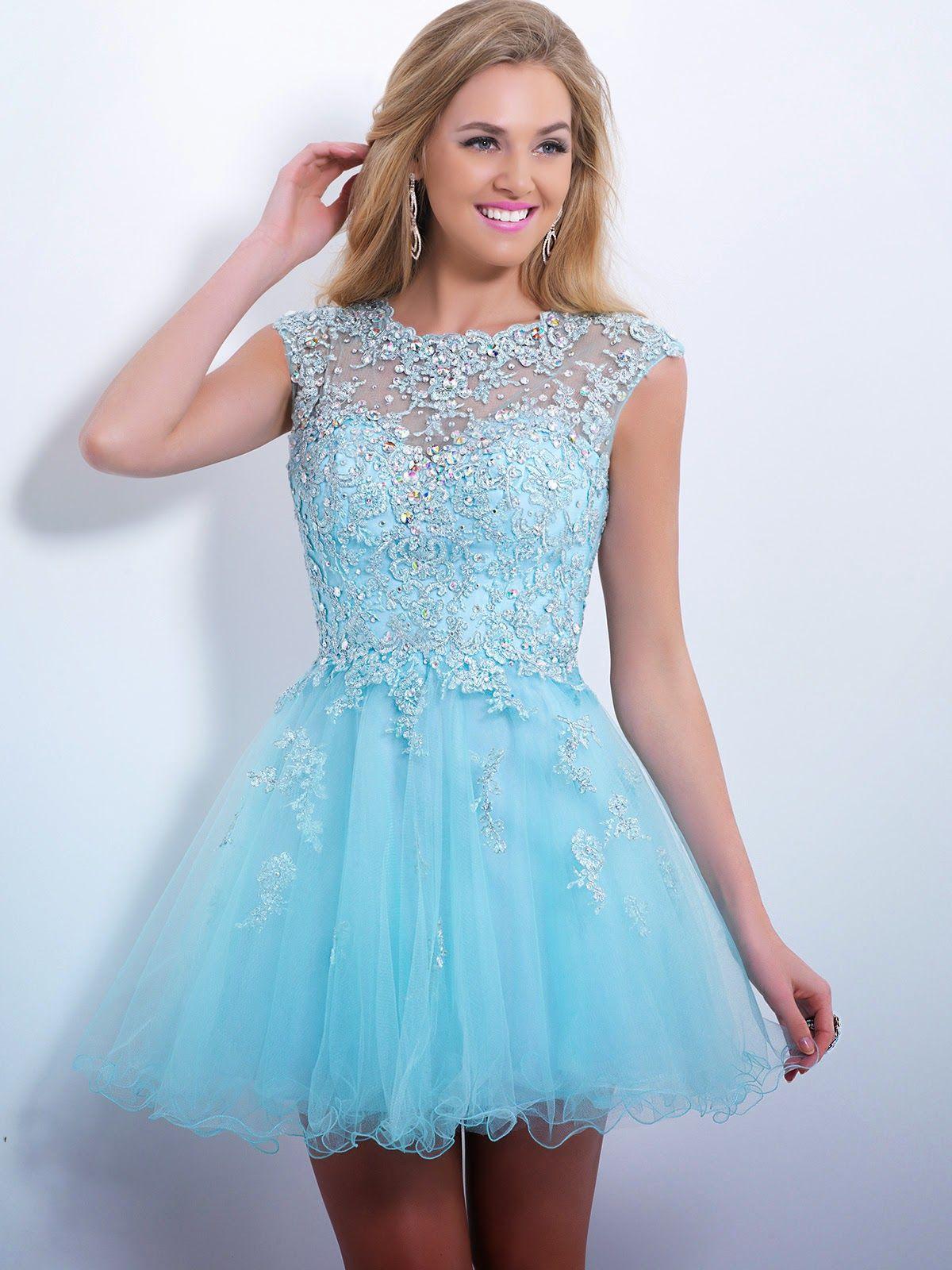 Llamativos vestidos de fiesta para niñas | Moda y Tendencias | 15 ...