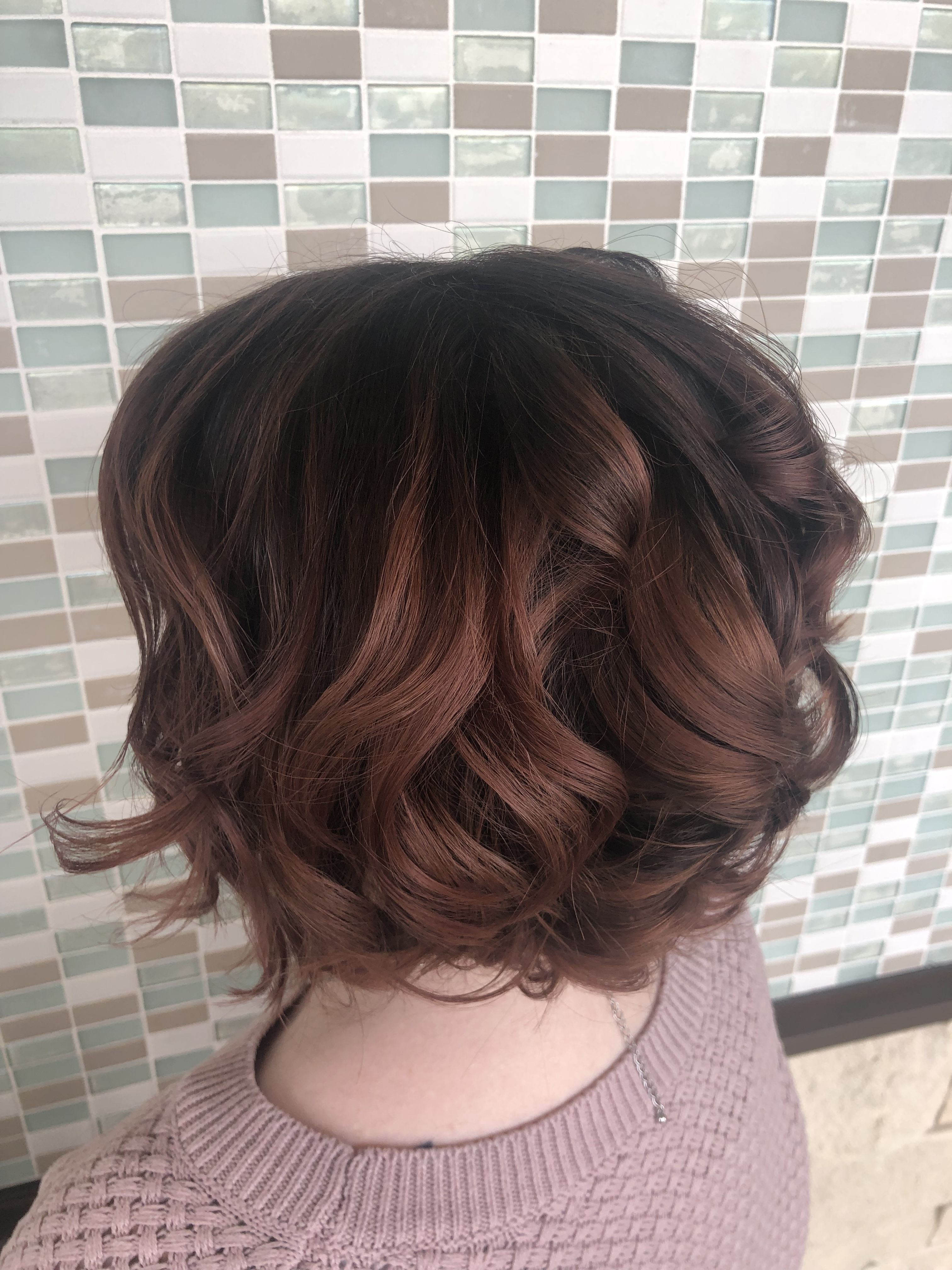 Warm Ombre Long Hair Styles Warm Ombre Cosmetologist