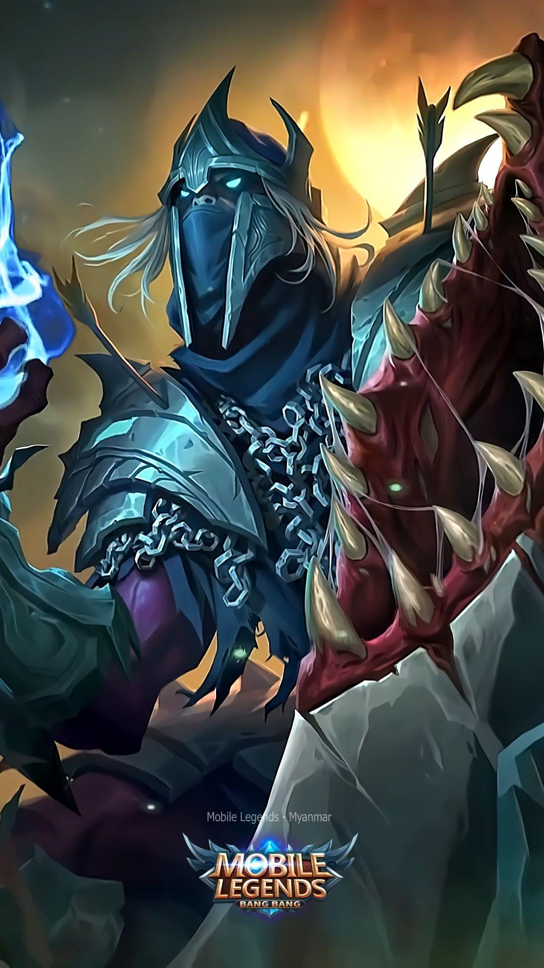 Hanzo Undead King Wallpaper Hd Gambar Karakter Desain Karakter Game Animasi