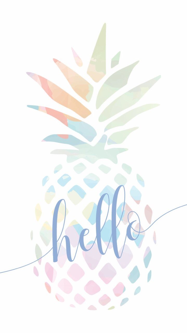 Hello Summer Wallpaper Design I Made By University Tees Design Team Fondo De Pantalla Iphone Verano Fondo De Pinas Fondos De Pantalla Pinas