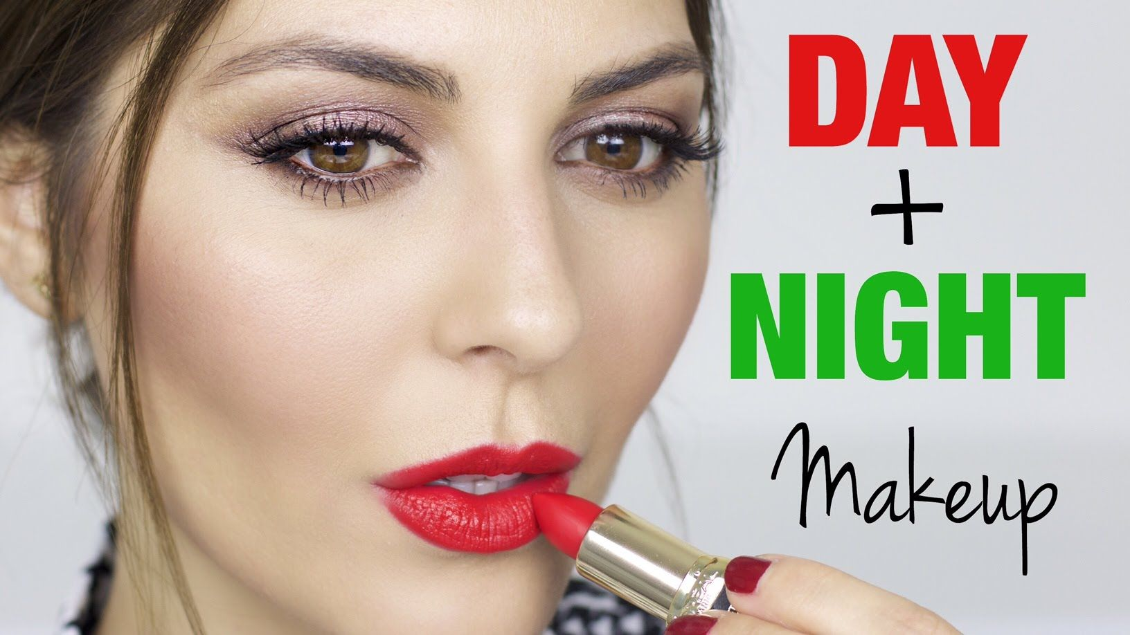 Day-To-Night Holiday MakeupTips