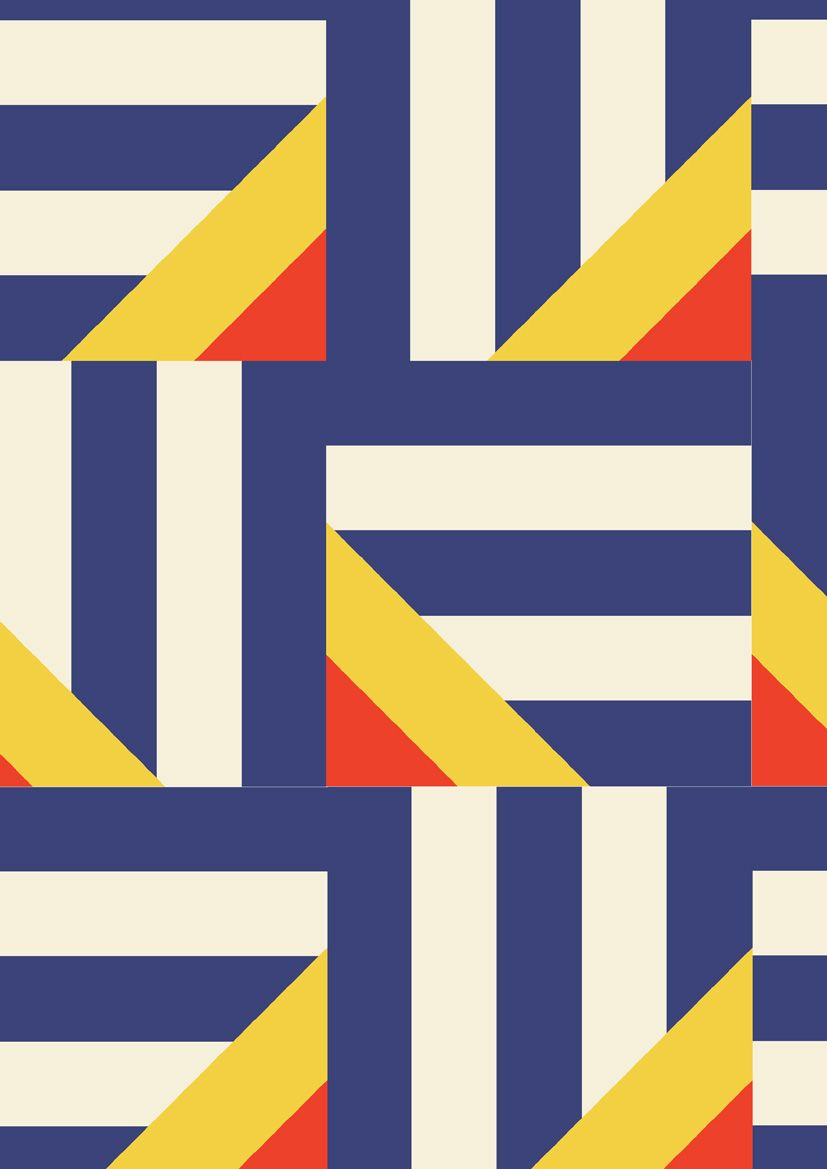 Abstract Geometric Designs Patterns
