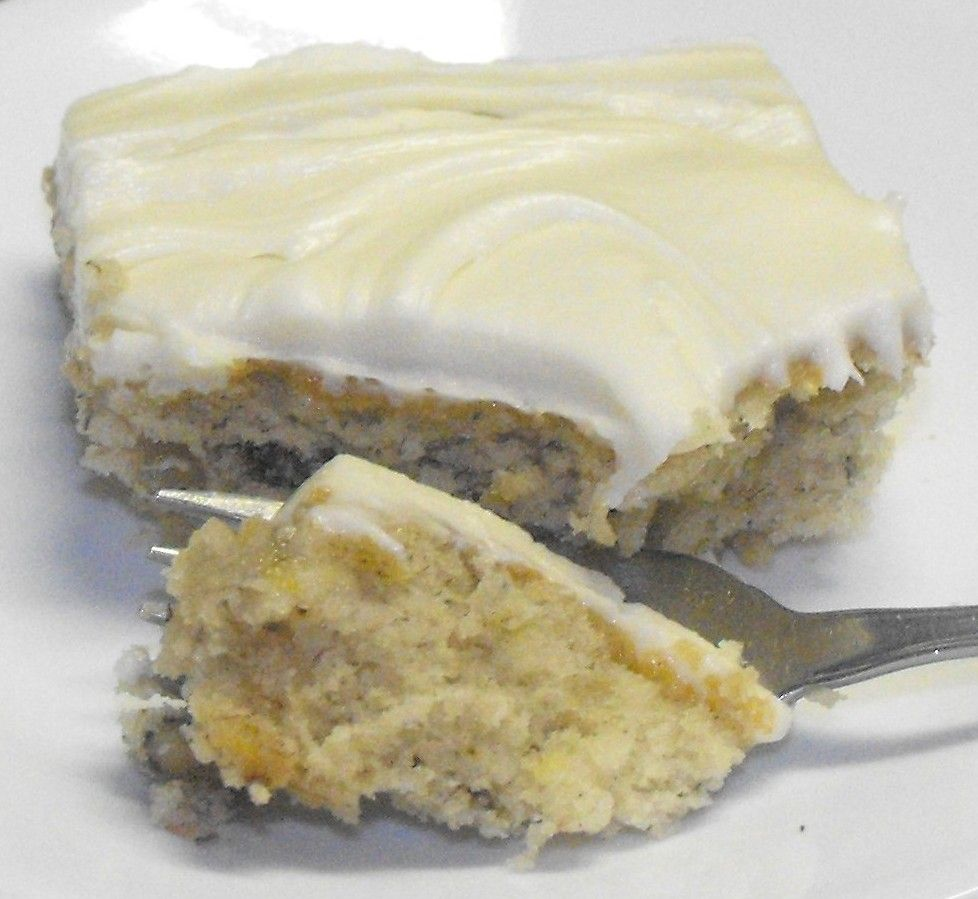35+ Banana nut cake recipe with cream cheese frosting trends