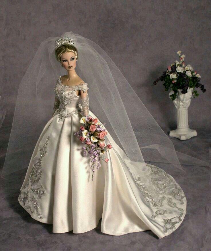 Gelincik #bridedolls