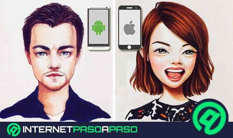 Actualizado Necesitas Saber Las Mejores Apps Para Convertir Fotos En Dibujos Animados En Convertir Foto En Dibujo Convertir Foto A Caricatura Foto En Dibujo