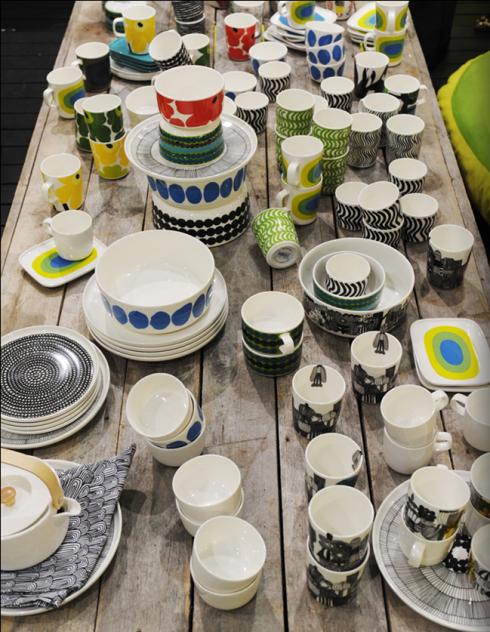 Marimekko In Good Company Marimekko Scandinavian Ceramic Nordic Design