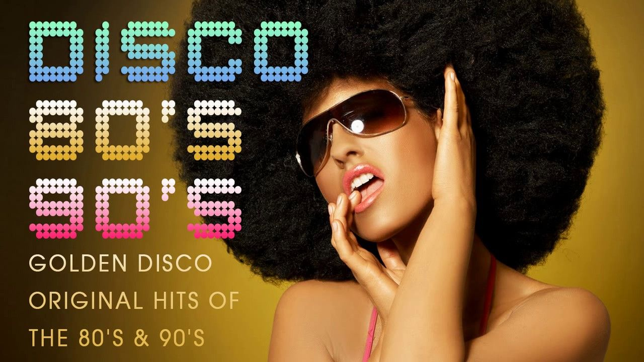 Golden Disco Greatest Hits 80s and 90s - Best Disco Songs Of
