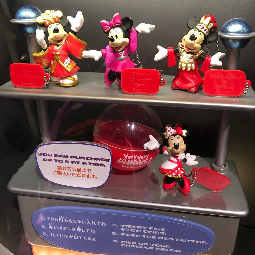 カプセルトイ 可愛すぎて全種集めたい ここは空いてるからすぐガチャできたよ レジェンドオブミシカ ボンファイアーダンス カプセルトイ トゥモローランド トレジャーコメット ベリーベリーミニー イッツベリーミニー ベリーミニーリミックス Disney