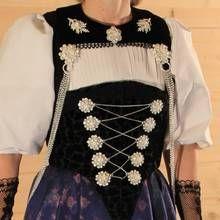 Bernische Trachtenvereinigung - Association bernoise pour les costumes: Schwarze Sonntagstracht