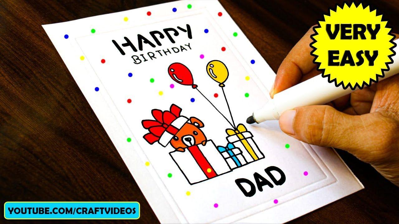 16 Birthday Card Ideas In 2021 Birthday Card Drawing Birthday Card Craft Birthday Cards For Mom