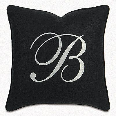Frontgate - Breeze Monogrammed Throw Pillow $150