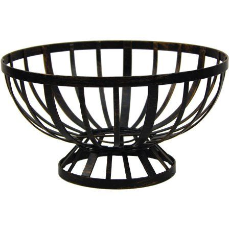 Free 2-day shipping on qualified orders over $35. Buy Better Homes and Gardens Wire Round Basket at Walmart.com