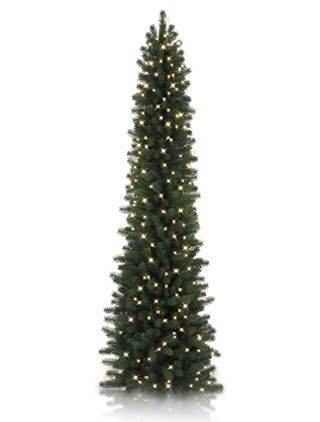 Sonoma Slim Pencil Tree 7\u0027 High Slim 26 Christmas Pinterest