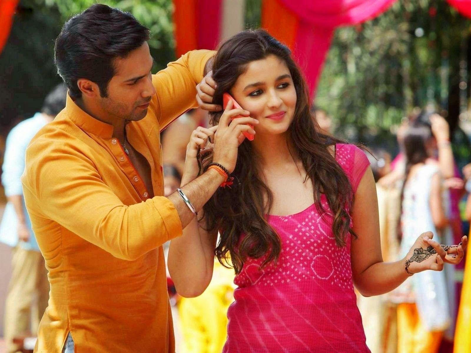 Bollywood Cute Couple Hd Wallpapers Bollywood Couples Varun
