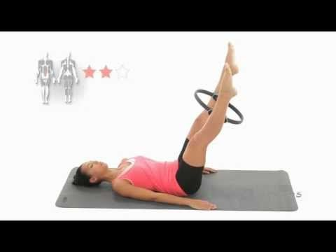 Exercice 6 Muscler Le Bas Des Abdominaux Adducteurs Pilates Ring Domyos Youtube Exercice Renforcement Musculaire Exercice Exercices De Fitness