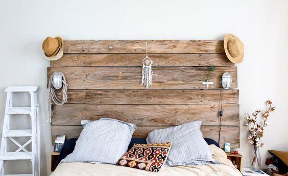 Pinterest 20 Idees Pour Pimper Une Tete De Lit 01 Home Decor