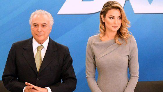 """Il successore di Dilma denuncia """"strane presenze"""" nella residenza della Alvorada progettata da Oscar Niemeyer"""
