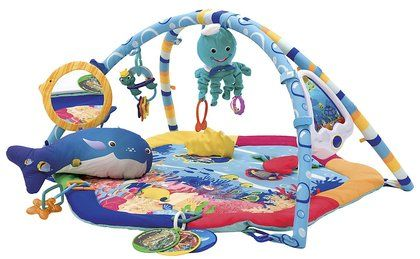 Baby Einstein Baby Neptune Ocean Adventure Play Gym   Free Shipping