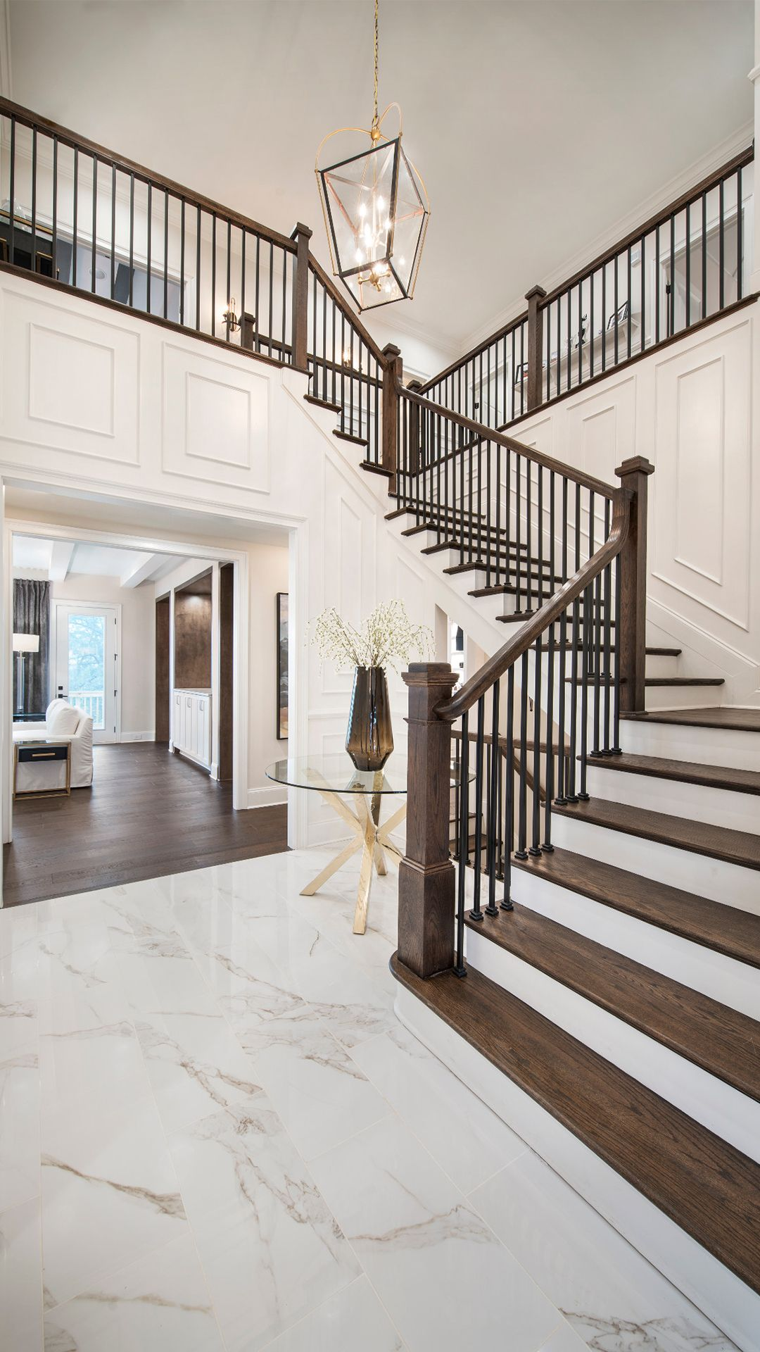 Interiorinspo House Entrance House Stairs Dream House