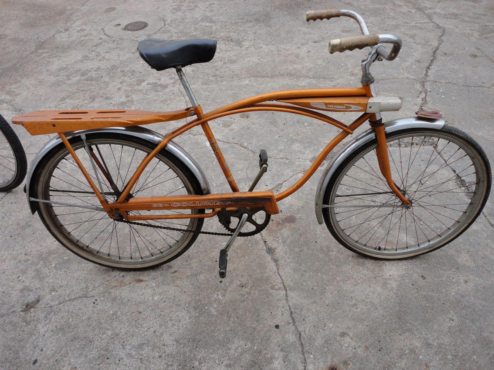 Vintage Columbia Bicycle Retro Ratrod Scta Williamsburg Bicycle Rat Rod Vintage Bikes