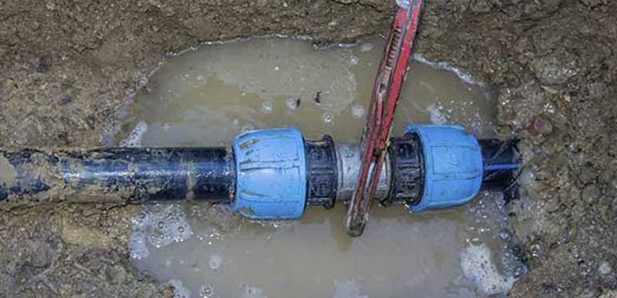 Without Having Water Flow In Your Home It Makes It Nearly Impossible To Live Your Day To Day Life If You Need Water Line Repair Sewer Repair Plumbing Plumber