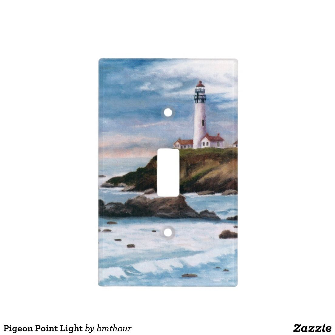 Pigeon Point Light Light Switch Cover https://www.zazzle.com/pigeon_point_light_light_switch_cover-256900329140412424?CMPN=shareicon&lang=en&social=true&view=113641549057554304&rf=238394130656528072