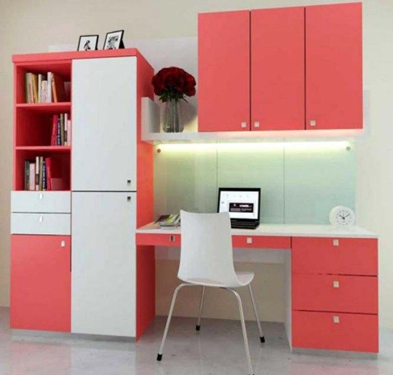 Study Table For Teenagers Study Table For Kids Red Color
