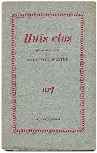 L'enfer C'est Les Autres Sartre : l'enfer, c'est, autres, sartre, Books