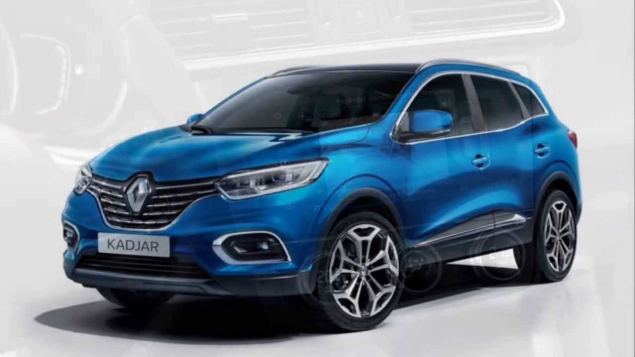 2020 Renault Kadjar Functional Suv New Design Specs Car Nissan