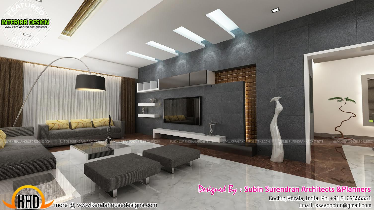 Living rooms modern kitchen interiors in kerala kerala 38 kerala style living room furniture