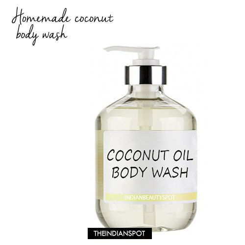 Cleanse your skin while leaving it silky, smooth and completely moisturized using a homemade natural coconut oil body wash.Coconut oil is used in many natural beauty products, It's naturally antibacterial and antifungal, it's an excellent moisturizer and can penetrate deep into the skin.It smells delicious, is very affordable, and leaves yourskin feeling nourished and smooth.