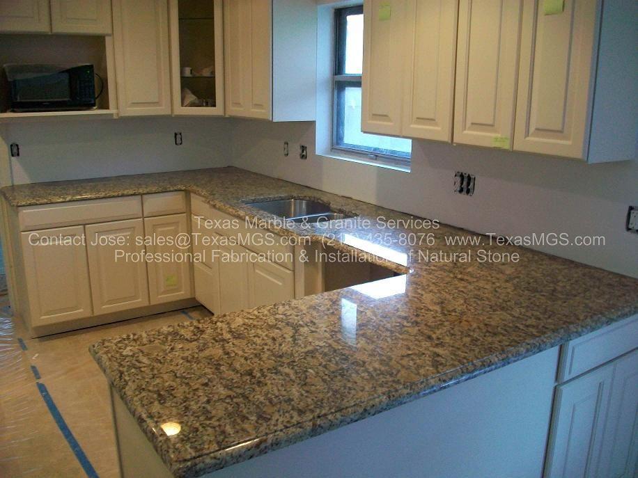 3cm Santa Cecilia Plano Kitchen Counter Tops Kitchen Renovation