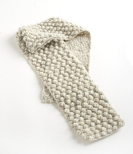 Joan Scarf Pattern By Lion Brand Yarn Crochet Or Knit Scarfs And